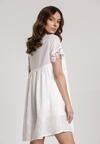 Biała Sukienka Aglarea