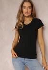 Czarny T-shirt Mirasura