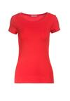Czerwony T-shirt Ariema