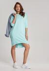 Jasnoniebieska Sukienka Alcirope