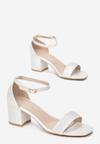 Białe Sandały Arriemala