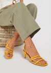 Żółte Sandały Thenia