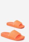Pomarańczowe Klapki Sereilla