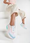 Białe Sneakersy Qego