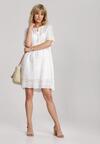 Biała Sukienka Laguneva