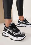 Czarne Sneakersy Sabriphine