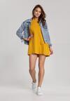 Żółta Sukienka Calydora