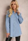 Niebieska Koszula Ileriko