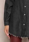 Czarna Koszula Ileriko