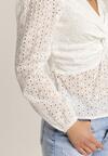 Biała Bluzka Cirironis