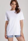Biały T-shirt Jelissa