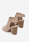 Beżowe Sandały Thalamara