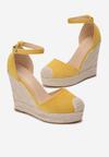 Żółte Sandały Lilopei