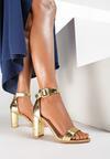 Złote Sandały Sheimare