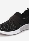 Czarne Buty Sportowe Palamia