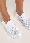 Białe Buty Sportowe Palamia