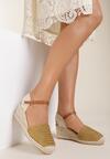 Żółte Sandały Pasiliphis