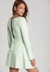 Limonkowa Sukienka Thessalina