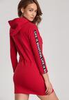 Czerwona Sukienka Avalody