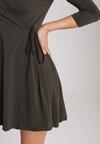 Khaki Sukienka Ilelea