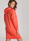 Pomarańczowa Sukienka Kalilato