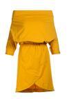 Żółta Sukienka Aquaneh