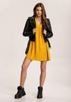 Żółta Sukienka Laida