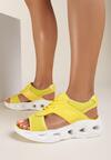 Żółte Sandały Thenore