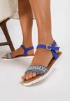 Niebieskie Sandały Noenora