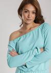 Miętowa Sukienka Viviany