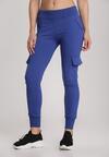 Ciemnoniebieskie Spodnie Perilia