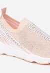 Różowe Sneakersy Aroapeia