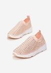 Różowe Sneakersy Kylora