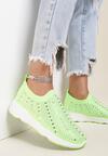 Zielone Sneakersy Kylora