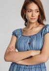 Jasnoniebieska Sukienka Adriefer