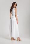 Biała Sukienka Loraithia