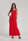 Czerwona Sukienka Parphaeia