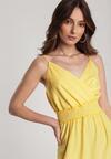 Żółta Sukienka Nesameni