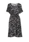 Czarna Sukienka Pallesa