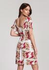 Biała Sukienka Alamea