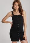 Czarna Sukienka Kelalyse