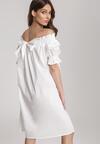 Biała Sukienka Clyliana