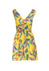 Żółta Sukienka Adrialla
