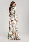 Biała Sukienka Thelmelle