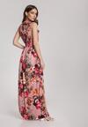 Różowa Sukienka Tenisse