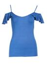 Niebieska Bluzka Pherosea