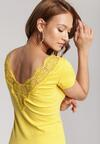 Żółta Sukienka Diophaia