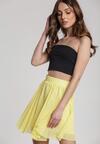 Żółta Spódnica Diorial