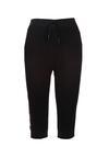 Czarne Spodnie Melofer