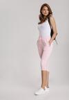 Różowe Spodnie Alluleh